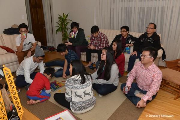 Xmas Gathering 2014